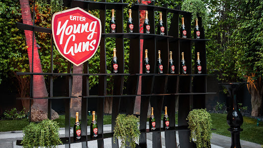 Eater Young Guns Class of 2015 Celebrated in Los Angeles