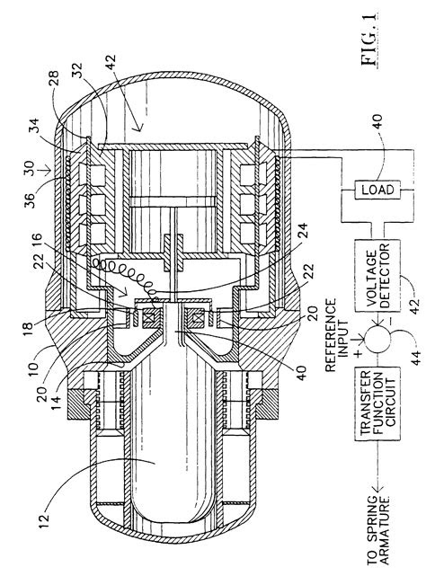 Patent EP0655120B1 - Variable spring free piston stirling