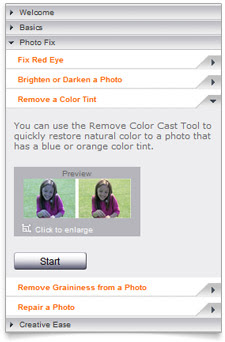 Edit your phots with ease