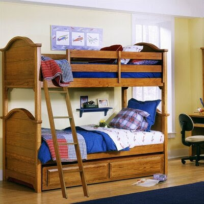 Buy Vaughan-Bassett Bunk Beds | Wayfair