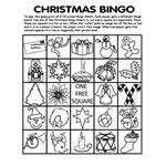 Free Christmas Bingo Cards