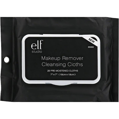 e.l.f. Makeup Remover Cleansing Cloths - 20 count