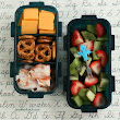 another lunch: bunches of bento lunches: Lock & Lock, Lego, & Bynto