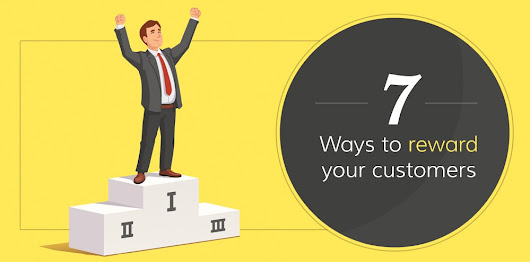Seven Ways To Reward Your Customers - NeedMyService