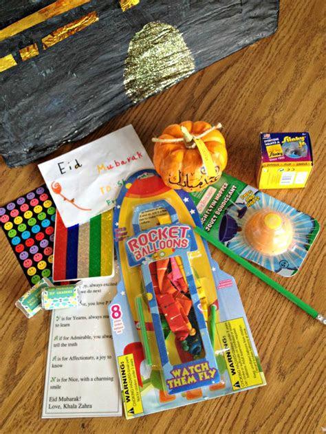 Eid Treat Bags: Classroom Edition   littlelifeofmine.com