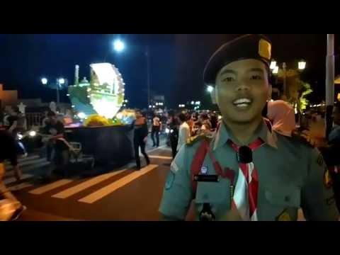 Kegiatan Pengamanan Lebaran 2019 Kwartir Cabang Kota Yogyakarta