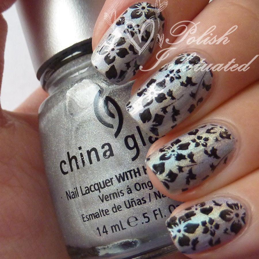 omg stamped with black flowers2