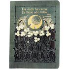 Tree-Free Greetings Journal and Planner 'The Earth Has Music' Journal One-Size