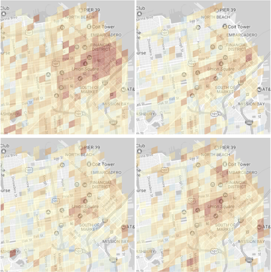 Using Machine Learning to Predict Parking Difficulty