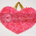 Valentine Tissue Paper Heart