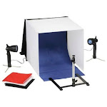 Atlas ATLPHST Photo Studio In A Box Portable Web light Kit