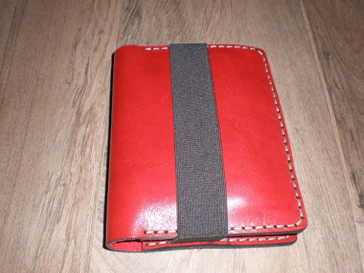 Review: Galen Leather Notebook Cover