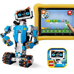 LEGO Boost Creative Toolbox 17101 Bluetooth Building and Coding Kit, 847 Pieces by VM Express