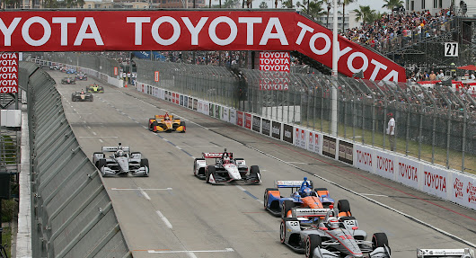 Toyota Ends Long Beach Grand Prix Title Sponsorship After 44 Years | Carscoops