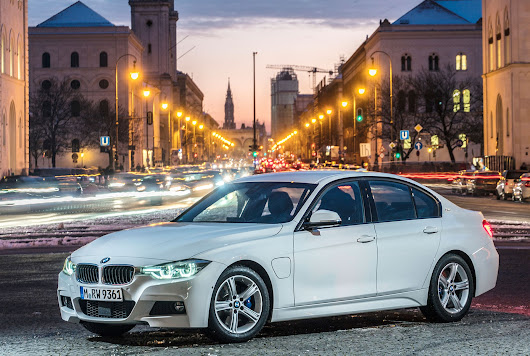 More Details on the 2016 BMW 330e Plug-In Hybrid Released