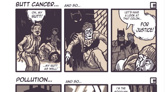 What if Batman's Parents Died in Different Ways? [Comic]