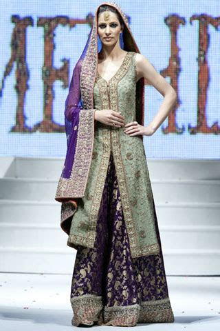 Allenora Bridal Show by Mehdi, Latest Bridal Dresses by Mehdi
