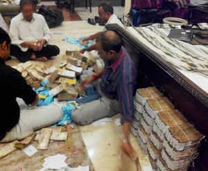 Rail Neer scam: CBI arrests two suspended railway officers