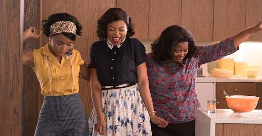 5 Reasons 'Hidden Figures' Is the Movie We Need Right Now