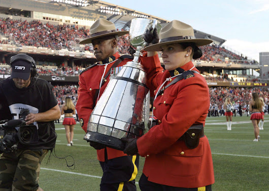 CFL to host LGBTQ party for first time at this year's Grey Cup in Toronto    Toronto Star