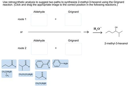 solved  retrosynthetic analysis  suggest  paths