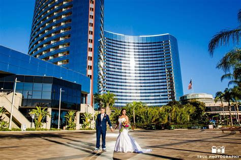 Love at the Marriott Marquis San Diego Marina   Aileen