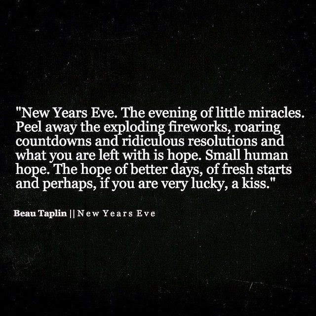 New Years Eve Quote Pictures Photos And Images For Facebook