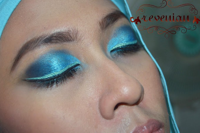 [Collaboration] Teal Me More Make Up