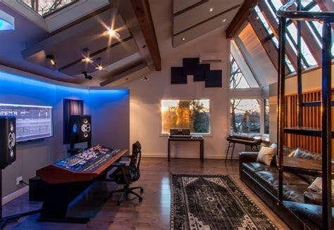 luxury home recording studios  images studio