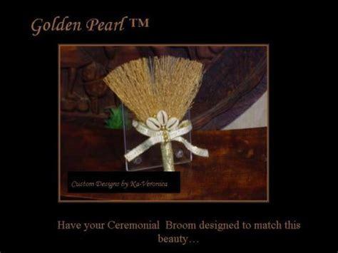 African Weddings, Heritage Wedding Brooms, Accessories