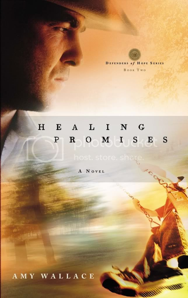 Amy Wallace - Healing Promises