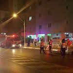 דיווחי וואטסאפ אדום ברחובות! חשבו שריפה, התברר מנגל באמצע הלילה - BE106