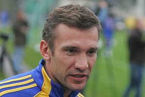 Васильков считает, что звездная карьера пошла Шевченко на пользу