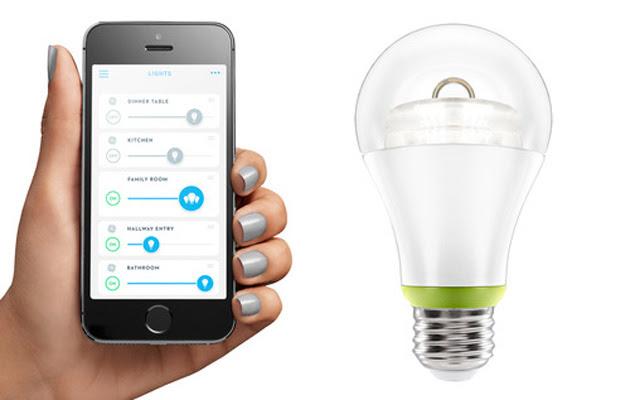 GE Link smart light bulb