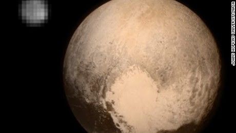 Photos soon of Pluto flyby, another milestone in spaceflight history - CNN.com