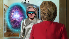 Time-Traveling Hillary Clinton Warns Self To Do Everything In Exact Same Way