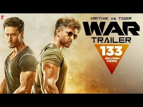 War 2019 | Hrithik Roshan | Tiger Shroff | Vaani Kapoor | HD Movie Downlode