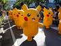 Parada Pokémon reúne milhares no Japão