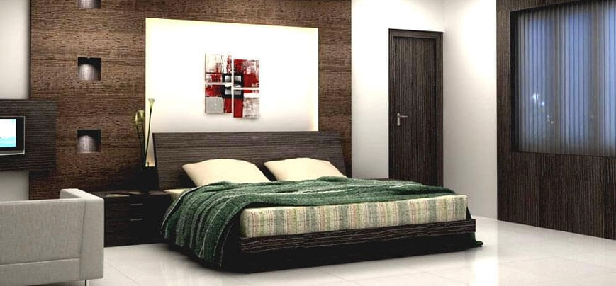 Best bed room interior designers and contractors in ...