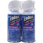 Endust Air duster - pack of 2
