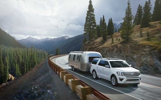 Ford Unveils Expedition Via Facebook Live