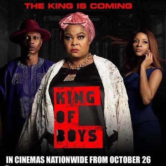 "Kemi Adetiba's ""King Of Boys"" Premieres to a Warm Reception From Fans & Critics!"