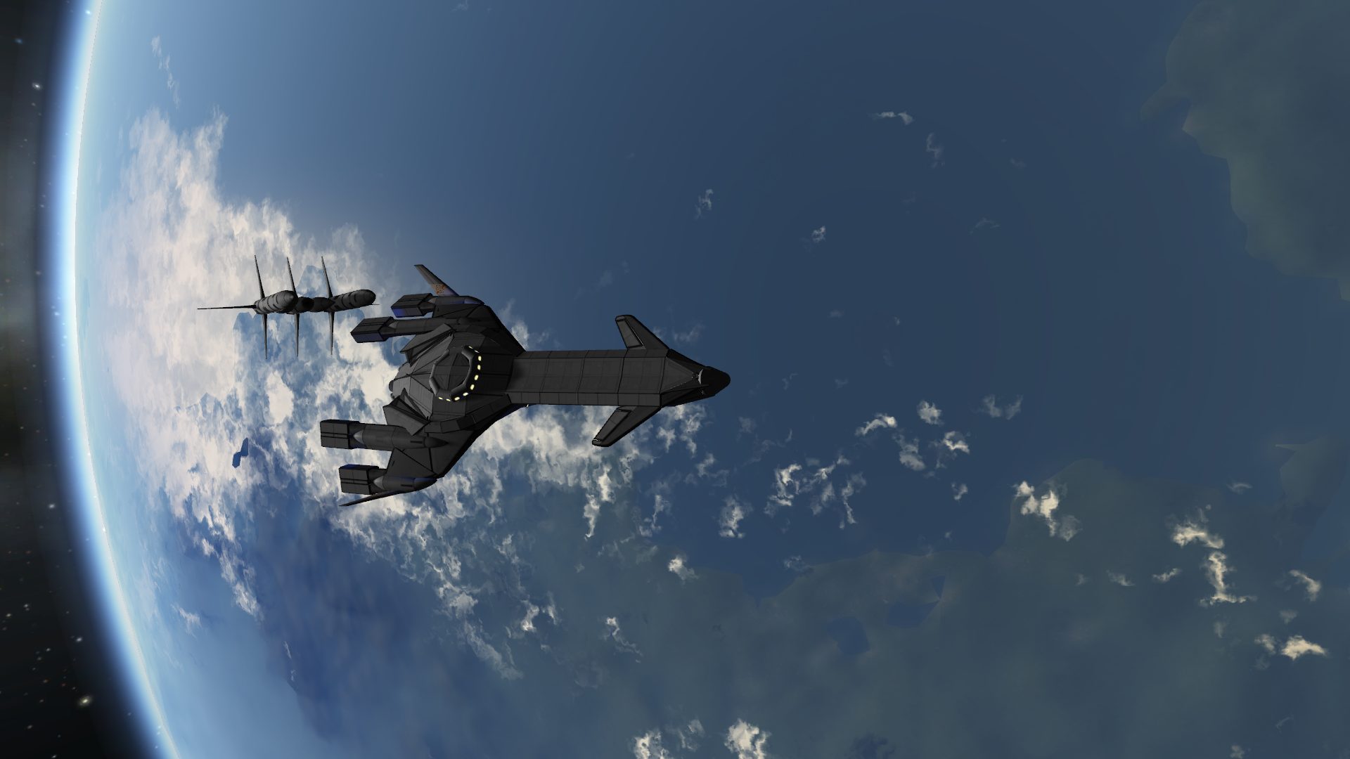 Kerbalx Tempest From Mass Effect Andromeda