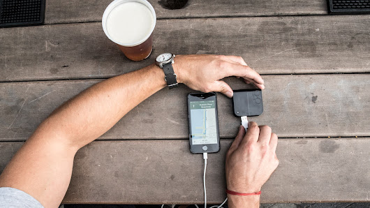 A Battery Pack That's Powered by Your Bike - Design Milk