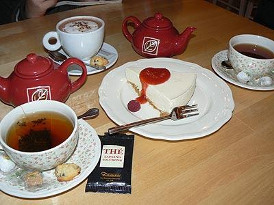 Le thé à Sospel 1