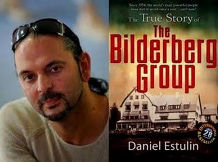 Daniel Estulin y su libro La verdadera historia del Club Bilderberg