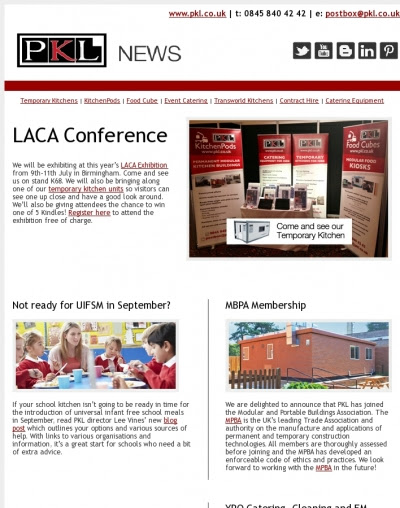 PKL June Newsletter