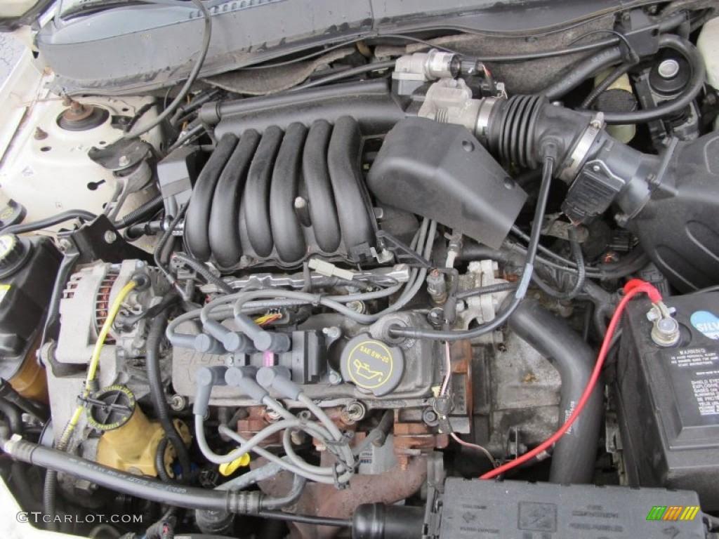 Wiring Diagram  33 2004 Ford Taurus Engine Diagram