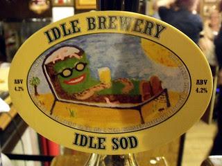 Idle, Idle Sod, England