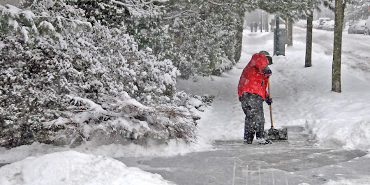 Farmers' Almanac Says Big Snow Is Coming On These 5 Dates